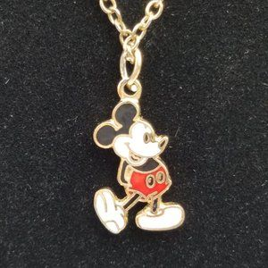 Disney Mickey Vintage Necklace